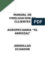 Manual de Fidelizacion de Cllientes