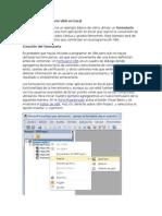 Formulario VBA en Excel