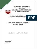 Antologia de Constitucional