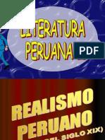 LITERATURA. PERUANA