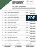 EXAMEN ADMISION 2015-II - DIRECCIÓN DE IMAGEN INSTITUCIONAL UNPRG