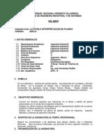 Lectura e Interpretacion Planos(Syllabus)