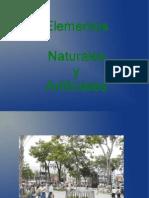 Elementos Naturales y Artificiales