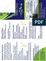 2015 Retreat Brochure