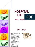 Hospital Diets