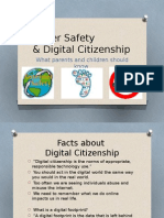 digital citizenship & cyber safety