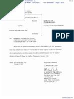 New York Islanders Hockey Club, L.P. v. Havoc Distribution, Inc. - Document No. 2