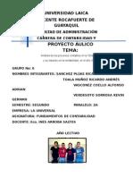 Proyecto Aulico La Universal Grupo 6