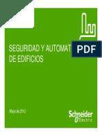 Seguridad Automatizacion de Edificios