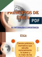5 Principios de Etica