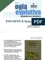 Curso de Inverno de Biologia Evolutiva - Evo-Devo e Epigenética (Gilberto Cavalheiro Vieira)