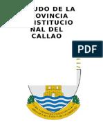 Escudo Del Callao