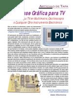 Interfase Gráfica Para TV f s f