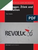 Heidegger Zizek and Revolution
