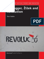 Heidegger Zizek and Revolution