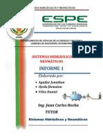 informe-1 hidraulica