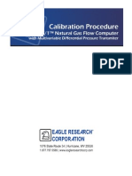 Calibration Procedure