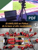 Presentación Curso Online Análisis en Fútbol