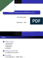Sistemas Embebidos-2011 2doC-CMSIS Drivers & IO-Kharsansky UART