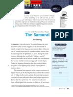 interactive samurai resources