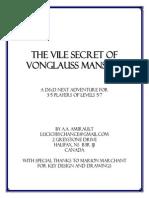 VonGaluss Mansion