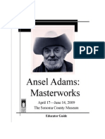 Ansel Adams Ed Guide