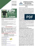 Boletim - 26 de Julho de 2015