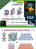 3- Cap. 03 - Cristalografia e Difr. de Raios x 14.1