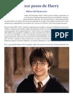 Los 12 Pasos de Harry