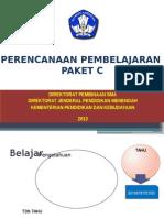 4. Perencanaan Pembelajaran Paket C_rev.pptx