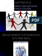 Management And Decision Support System