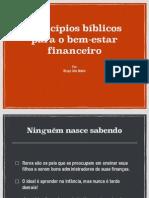 Princípios Bíblicos Para o Bem-estar Financeiro