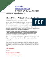 BluerPrint – a Essência Da Sedução (Tyler) - PT-BR