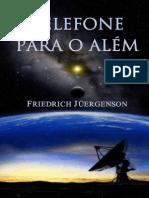 Telefone Para o Além - Friedrich Jüergenson (1959)