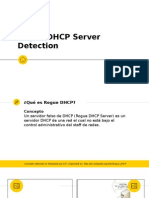 Rogue DHCP Detection