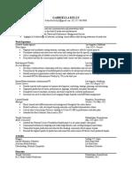 resume for 2025