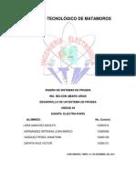 Desarrollo de Un Sistema de Prueba Unidad 4 Electro-papis