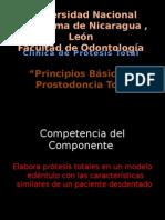 Principios Básicos en Prostoncia Total