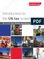 TB Guide Working UK