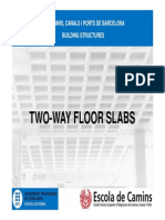 3) 4 Two-way Floor Slabs 3