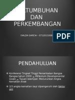 PPT Pertumbuhan Dan Perkembangan 2