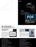 Canon 7D GuideBook