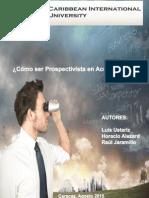 Articulo Cientifico Cómo ser prospectivista en Acción Clave (Raúl Jaramillo).pdf