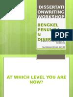Bengkel Format Disertasi (1)