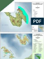 Peta Zonasi KKP Sabang Lama & Lokasi Survei