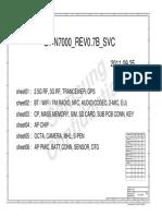 Samsung GT-N7000 Schematics Rev 07b 20110925