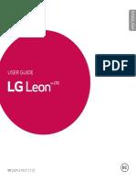 LG Leon LTE UserGuide