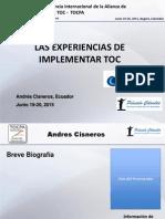 Andres Cisneros_SPANISH_19 TOCPA_19-20 June 2015