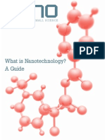 What is Nanotechnology? a guide