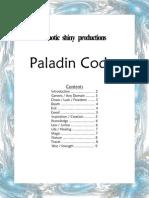Paladin Codes.pdfϮ'L